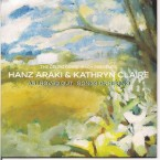 Hanz Araki & Kathryn Claire – As I Roved Out: Songs of Spring